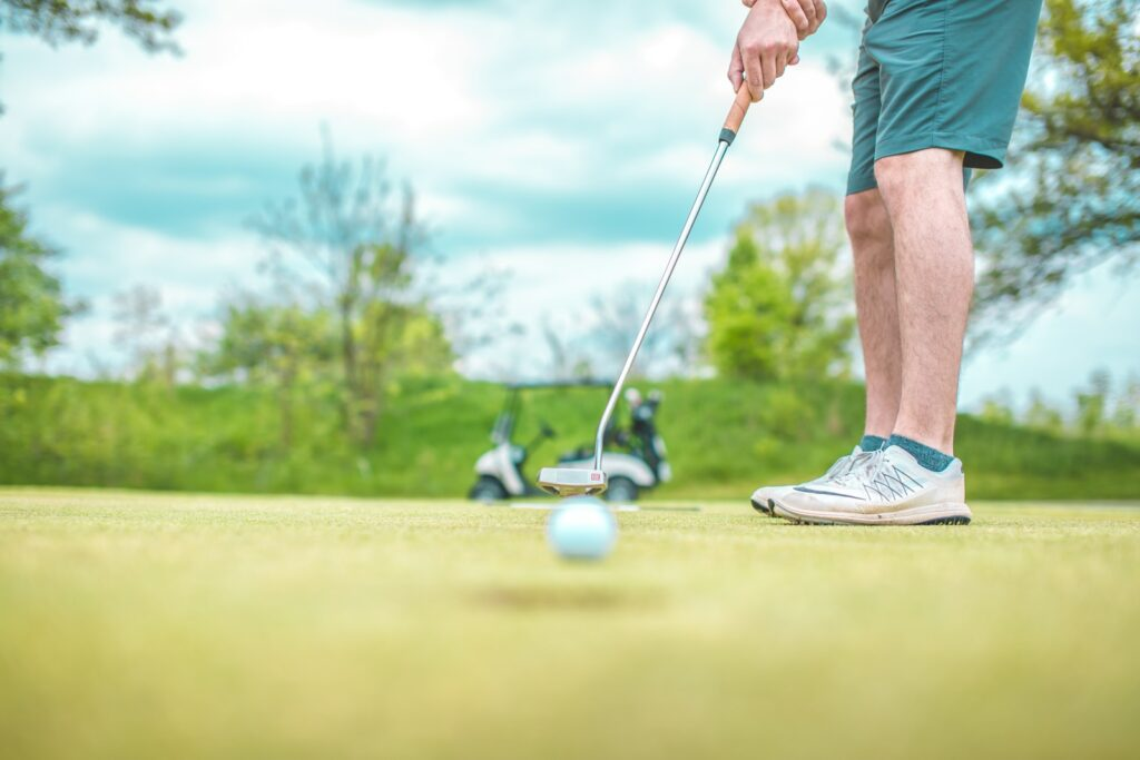 Finding Golf Clubs For Tall Men